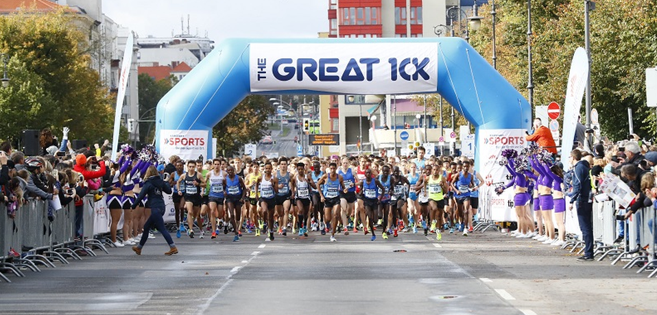 The Great 10K am 8.August 2021