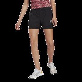 Fast Primeblue Two-in-One Shorts Damen