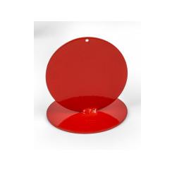 Anlaufmarkierung Rot