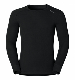 Shirt l/s crew neck WARM  Herren