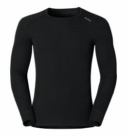 Shirt l/s crew neck WARM  Herren