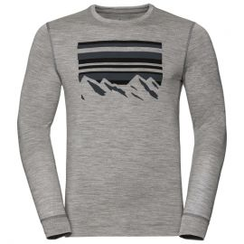 TOP Crew neck l/s ALLIANCE Herren