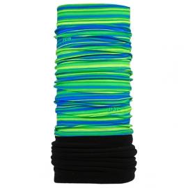 Fleece All Stripes Lime