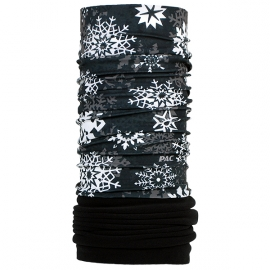 Fleece Ice Crystal Black