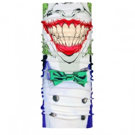 Original Facemask Joker - Weiß
