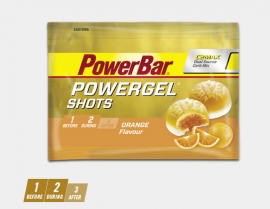Energize Shots Orange