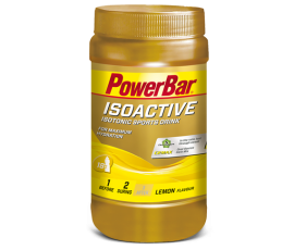 ISOACTIVE Lemon Dose 600g