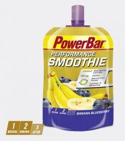 Performance Smoothie Banana Blueberry