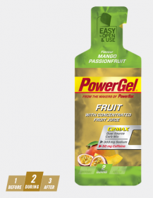 Powergel Fruit - Mango Maracuja