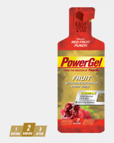Powergel Fruit - Red Fruit Punch