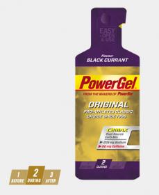 Powergel Original - Schwarze Johannisbeere