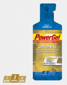 Powergel Original - Vanille