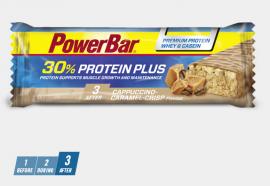 Protein Plus 30% Cappucino-Caramel Crisp