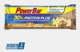 Protein Plus 30% Vanilla-Caramel Crisp