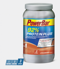Protein Plus 92% Erdbeere