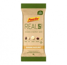 REAL5 BAR - Banana Hazelnut
