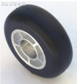Skate Komplettrad 80x30 Standard