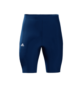 miTeam18 Short Tight Men Blau