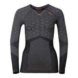 Shirt l/s crew neck Blackcomb Damen