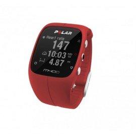 M400 Rot HR inkl. Herzfrequenzgurt