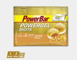 Energize Shots Orange
