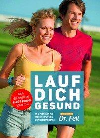 Lauf Dich gesund - Buch