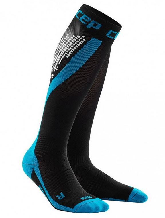 Nighttech Socks Damen Blau
