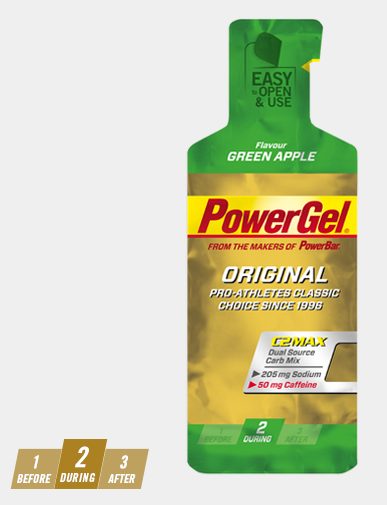 Powergel Original - Grüner Apfel