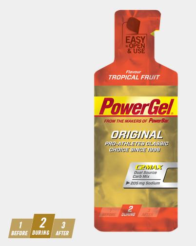 Powergel Original - Tropical Fruit