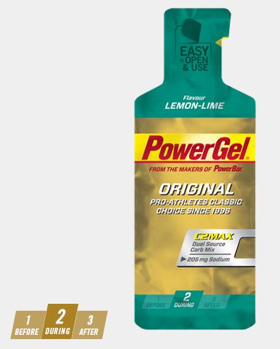 Powergel Original - Zitrone