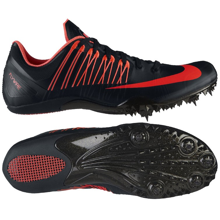 Mens Nike Zoom Celar 5 V Track Amp Field Spikes Cleats Shoes